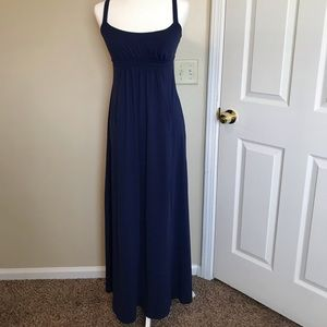 Susana Monaco stretch knit maxi dress